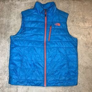 The North Face Puffer Vest, size xl